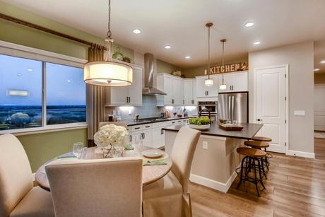 Kitchen-in-The Minturn - Promontory-at-Promontory at Todd Creek-in-Brighton