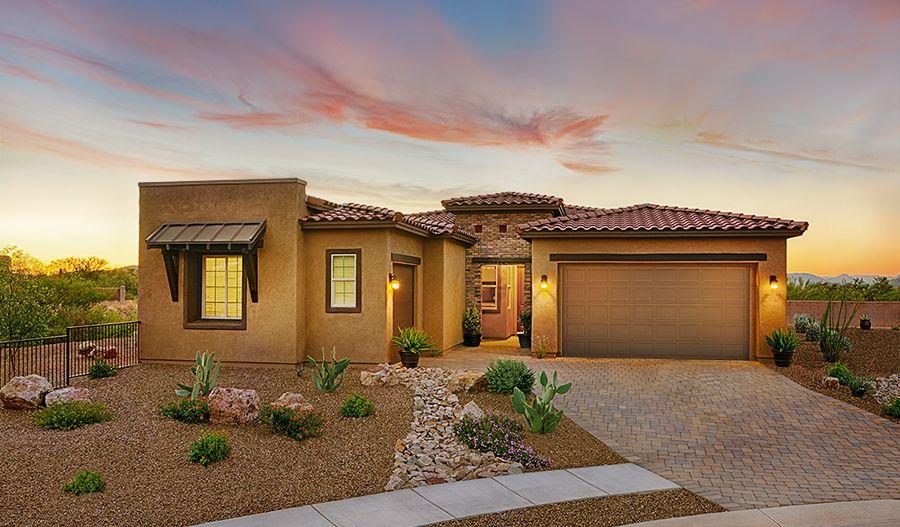 Casas Nuevas En Tucson 210 Casas Para La Venta