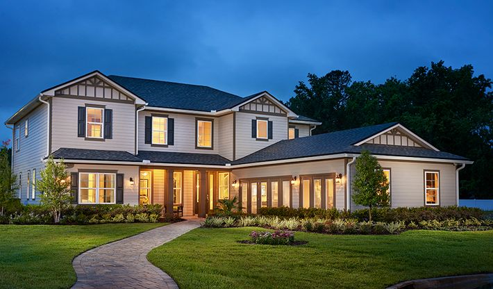white oak estates in middleburg fl new homes floor plans by