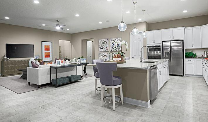 Daniel-JAX-Kitchen/great room (Gran Lake):The Daniel