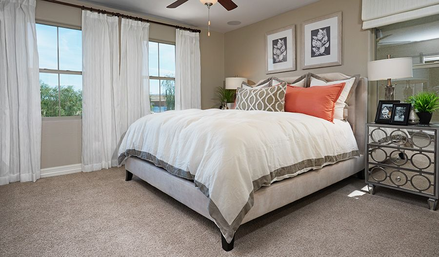 Bedroom featured in the Coral By Richmond American Homes in Jacksonville-St. Augustine, FL