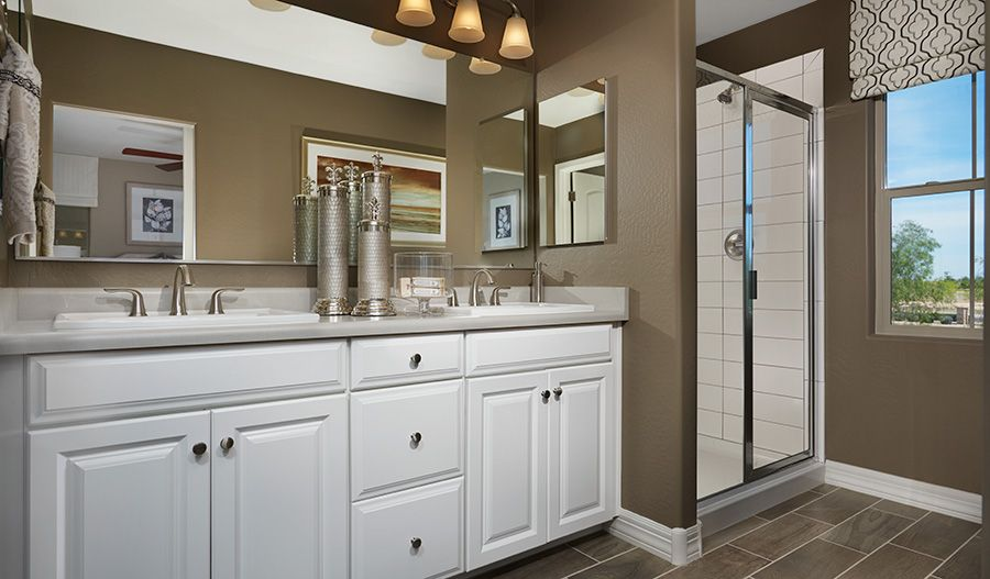 Bathroom featured in the Coral By Richmond American Homes in Jacksonville-St. Augustine, FL