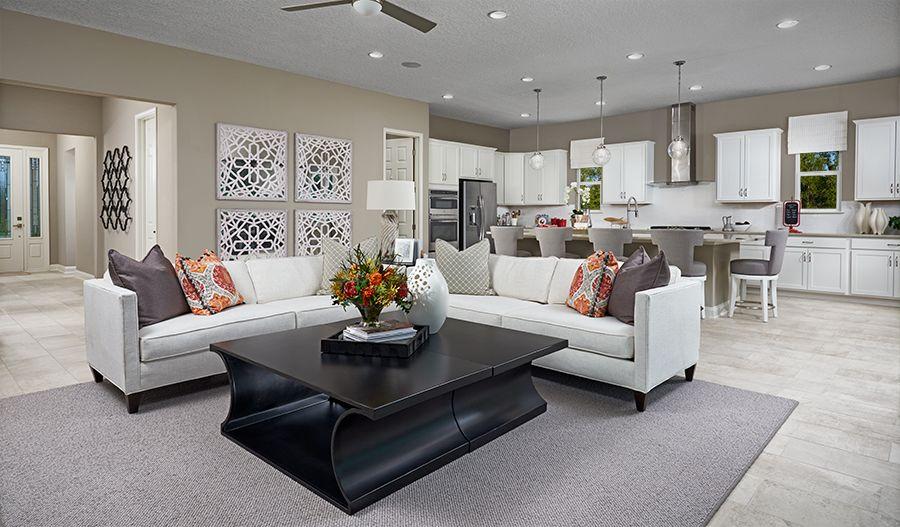 Riverton estates in jacksonville fl new homes floor for Richmond house plan
