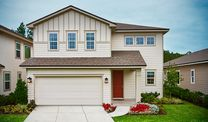 Reserve at Heron Cove by Richmond American Homes in Jacksonville-St. Augustine Florida