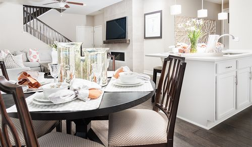 Victoria Preserve By Richmond American Homes In Jacksonville St Augustine Florida