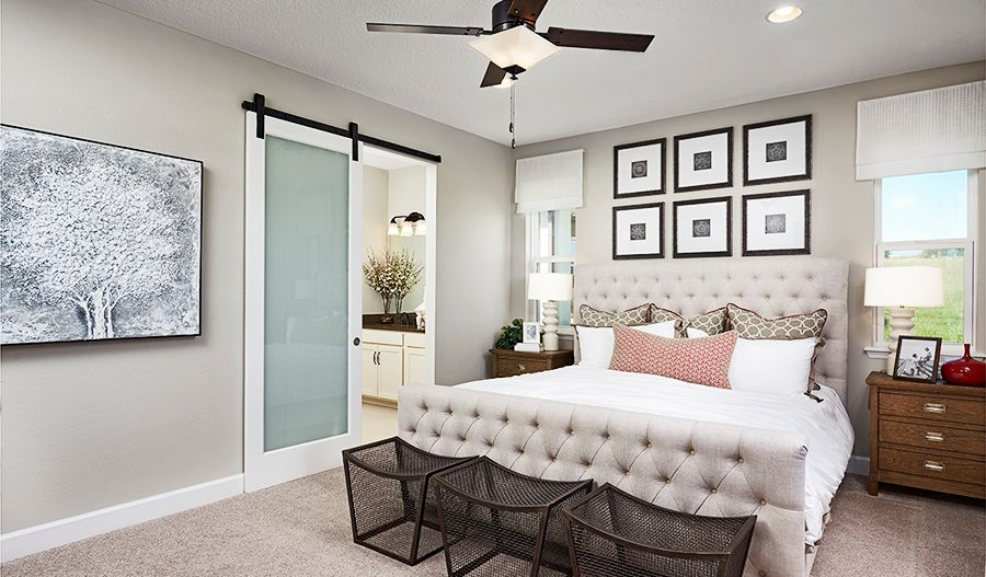 Bedroom featured in the Ruby By Richmond American Homes in Jacksonville-St. Augustine, FL