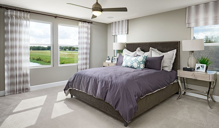 Bedroom featured in the Moonstone By Richmond American Homes in Jacksonville-St. Augustine, FL