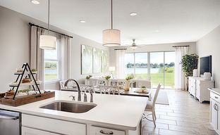 Laurel Oaks by Richmond American Homes in Jacksonville-St. Augustine Florida