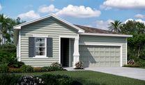 Woodbridge by Richmond American Homes in Jacksonville-St. Augustine Florida