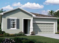 Peridot - Seasons at Cameron Pointe: Jacksonville, Florida - Richmond American Homes