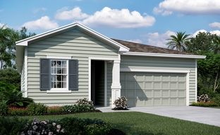 Seasons at Cameron Pointe by Richmond American Homes in Jacksonville-St. Augustine Florida