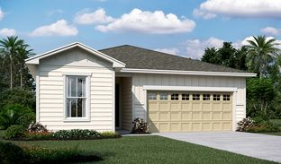 Jasper - Verano Creek: Saint Augustine, Florida - Richmond American Homes