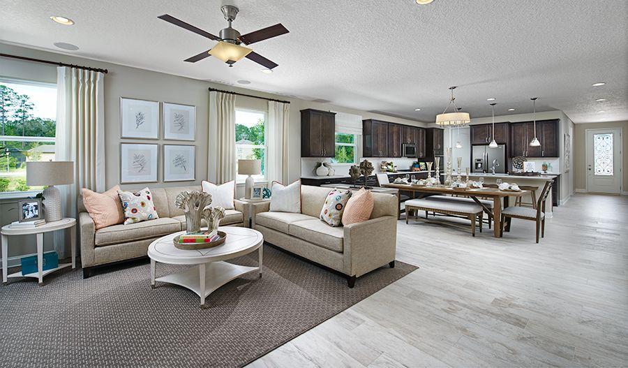 'Amelia Walk' by Richmond American Homes - Jacksonville in Jacksonville-St. Augustine