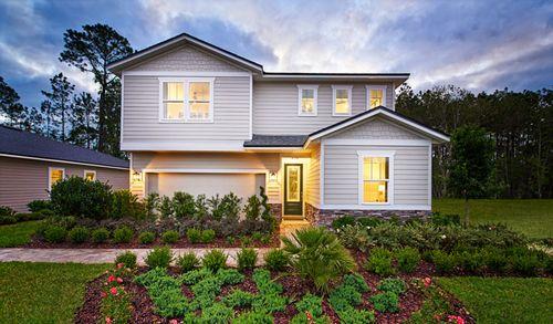 22 Richmond American Homes Communities In Jacksonville St Augustine