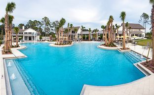 Seasons at Trailmark by Richmond American Homes in Jacksonville-St. Augustine Florida