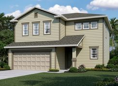 Coral - Reserve at Heron Cove: Jacksonville, Florida - Richmond American Homes