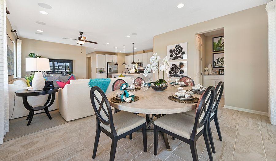 Living Area featured in the Jasper By Richmond American Homes in Jacksonville-St. Augustine, FL