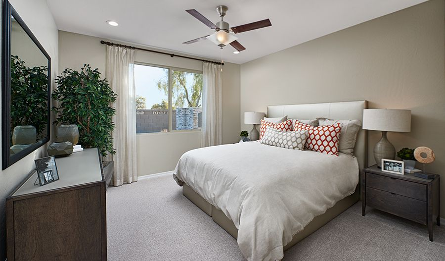 Bedroom featured in the Sunstone By Richmond American Homes in Jacksonville-St. Augustine, FL