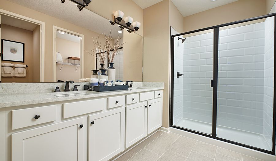 Bathroom featured in the Sapphire By Richmond American Homes in Jacksonville-St. Augustine, FL
