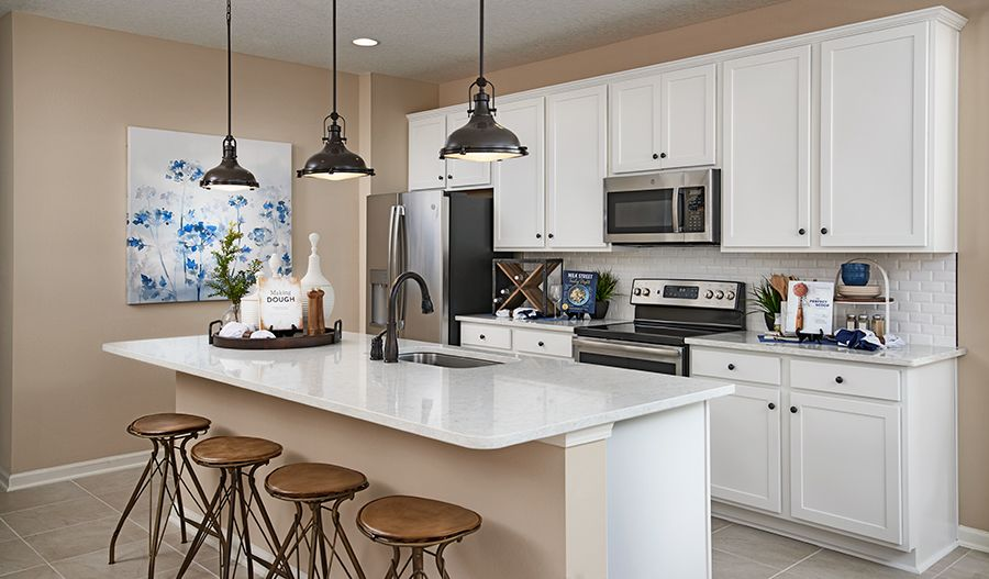 Kitchen featured in the Sapphire By Richmond American Homes in Jacksonville-St. Augustine, FL