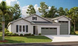 Harris - Amelia Walk: Fernandina Beach, Florida - Richmond American Homes