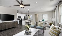 Seasons at Greene Meadows by Richmond American Homes in Jacksonville-St. Augustine Florida