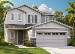 Hawthorn - Verano Creek: Saint Augustine, Florida - Richmond American Homes