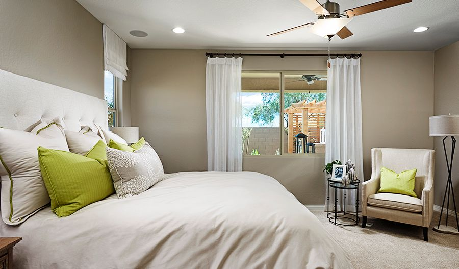 Bedroom featured in the Peridot By Richmond American Homes in Jacksonville-St. Augustine, FL