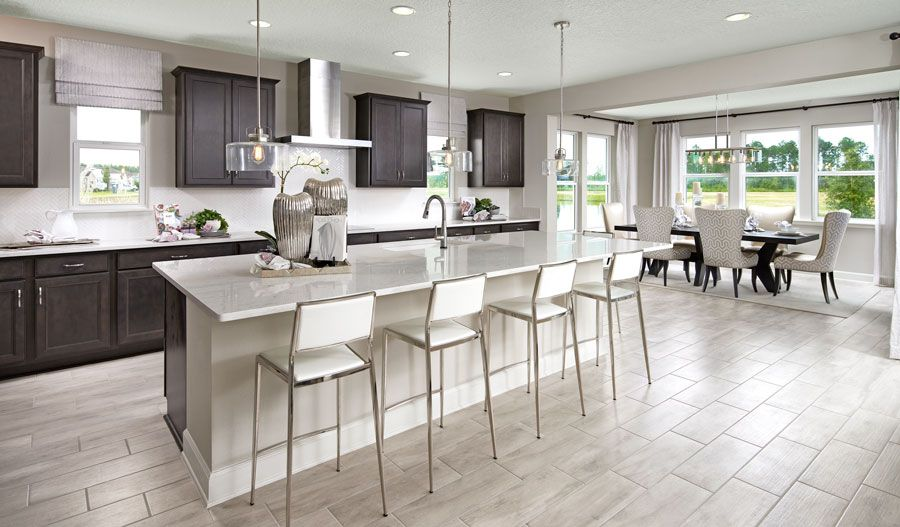 Kitchen featured in the Daniel By Richmond American Homes in Jacksonville-St. Augustine, FL