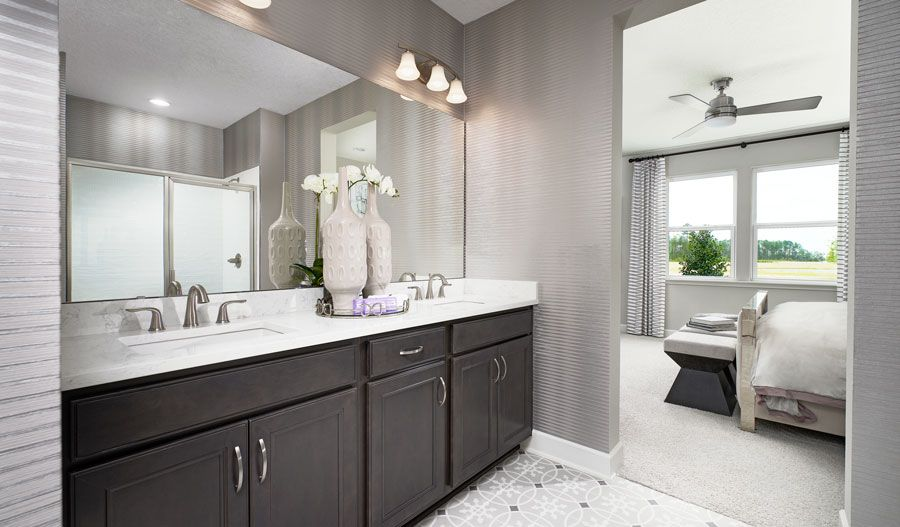 Bathroom featured in the Daniel By Richmond American Homes in Jacksonville-St. Augustine, FL