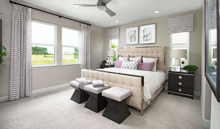 Bedroom featured in the Daniel By Richmond American Homes in Jacksonville-St. Augustine, FL