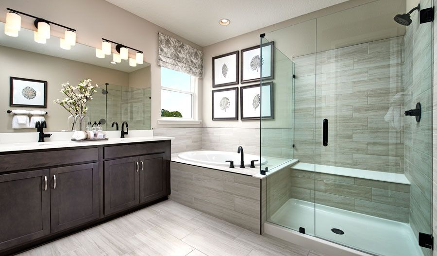 Bathroom featured in the Slate By Richmond American Homes in Jacksonville-St. Augustine, FL