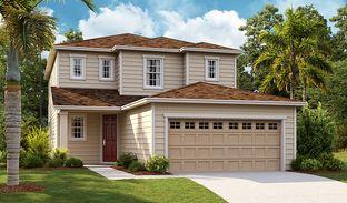 Palm - Forest Crest: Jacksonville, Florida - Richmond American Homes