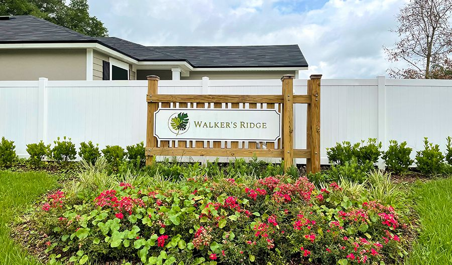 'Walkers Ridge' by Richmond American Homes - Jacksonville in Jacksonville-St. Augustine