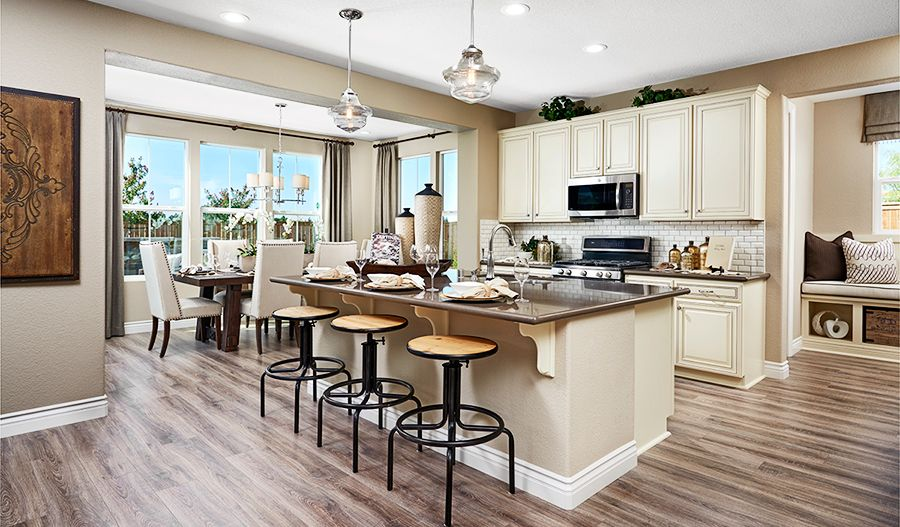 Kitchen featured in the Andrea By Richmond American Homes in Oakland-Alameda, CA