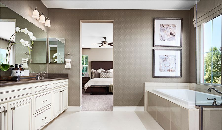Bathroom featured in the Andrea By Richmond American Homes in Oakland-Alameda, CA