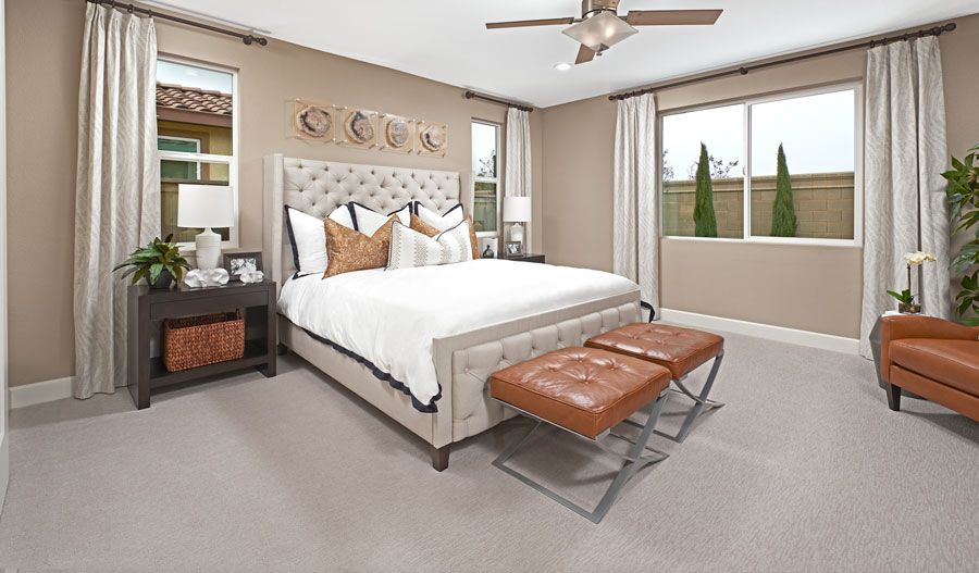 Bedroom featured in the Oxford By Richmond American Homes in Vallejo-Napa, CA
