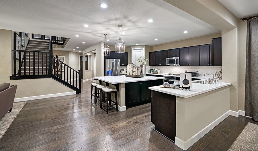 Kitchen featured in the Seth By Richmond American Homes in Oakland-Alameda, CA