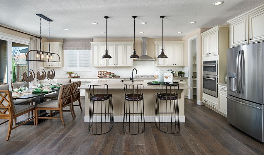 Kitchen featured in the Peyton By Richmond American Homes in Vallejo-Napa, CA