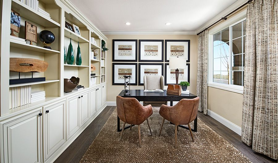 Living Area featured in the Peyton By Richmond American Homes in Stockton-Lodi, CA