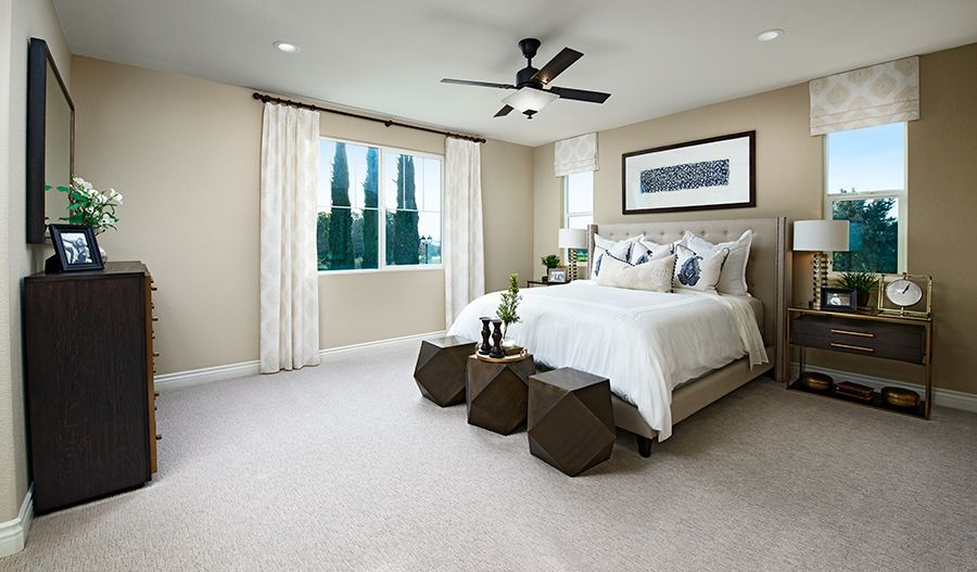 Bedroom featured in the Andrea By Richmond American Homes in Stockton-Lodi, CA