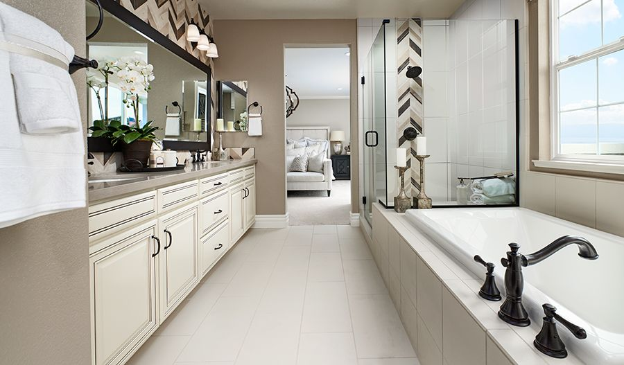 Bathroom featured in the Perry By Richmond American Homes in Stockton-Lodi, CA