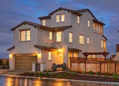 Erickson II - The Promontory at Stonebrae: Hayward, California - Richmond American Homes
