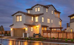 The Promontory at Stonebrae by Richmond American Homes in Oakland-Alameda California