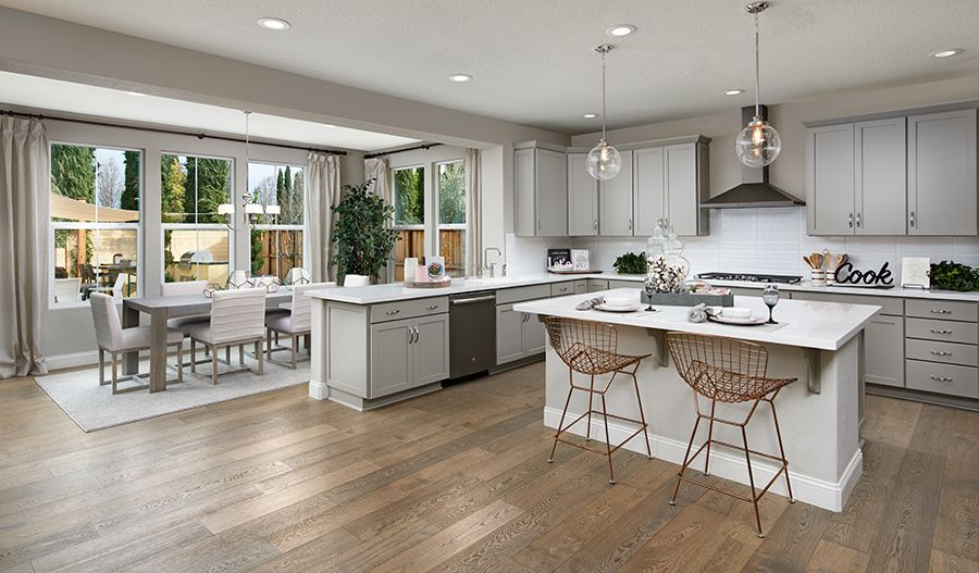 Kitchen featured in the Seth By Richmond American Homes in Stockton-Lodi, CA