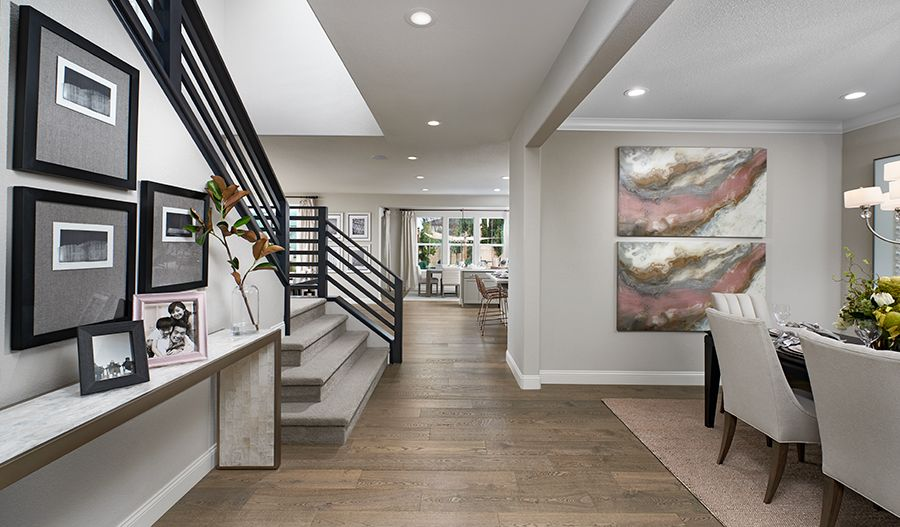 Living Area featured in the Seth By Richmond American Homes in Stockton-Lodi, CA