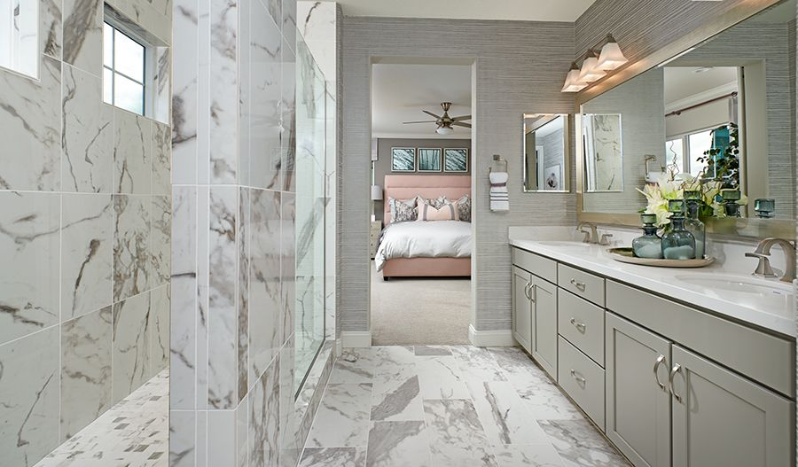 Bathroom featured in the Seth By Richmond American Homes in Stockton-Lodi, CA