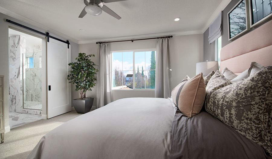 Bedroom featured in the Seth By Richmond American Homes in Stockton-Lodi, CA