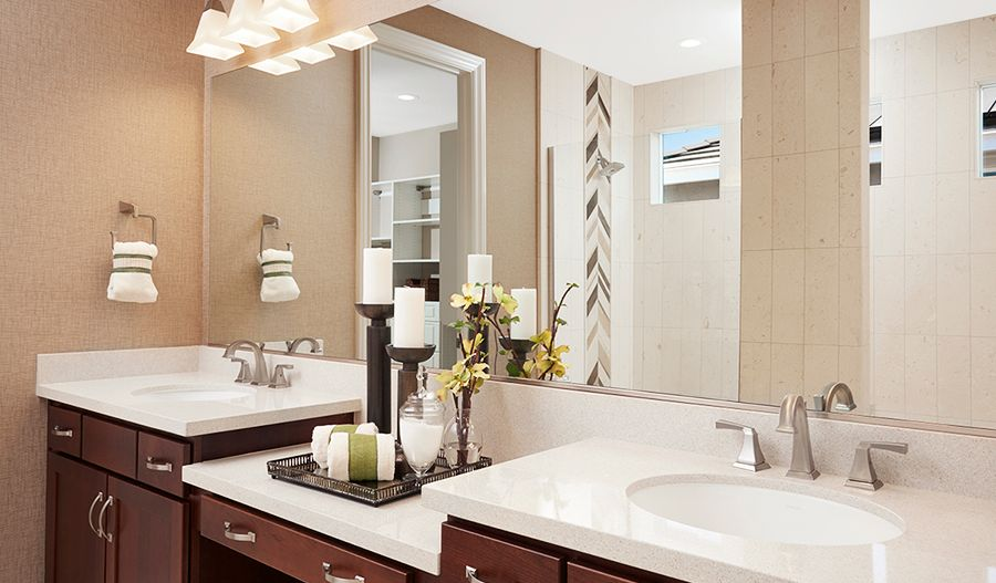Bathroom featured in the Thomas By Richmond American Homes in Vallejo-Napa, CA