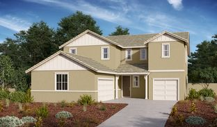 Thomas - Saratoga at Vanden Estates: Vacaville, California - Richmond American Homes